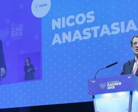 Αναστασιάδης: «Αποφασιστικότητα για θετική έκβαση της νέας τριμερούς για το Κυπριακό»