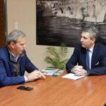 Επίσκεψη του Γενικού Γραμματέα του ΕΟΤ στον Δήμαρχο Αρταίων