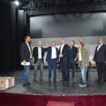 Συνάντηση Δημάρχου Πατρέων με τον Γ.Γ. του Υπουργείου Πολιτισμού