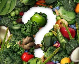 Προσοχή – Δείτε από τι κινδυνεύουν όσοι δεν τρώνε φρούτα και λαχανικά