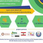 Περιφέρεια Πελοποννήσου: «Πράσινα» και βιώσιμα κτήρια δημόσιας διοίκησης μέσω του Interreg