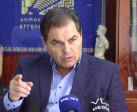 Απόλυτη πλειοψηφία του Δημήτρη Καμπόσου στην ΠΕΔ Πελοποννήσου
