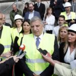 Πατούλης: «Προτεραιότητά μας η έγκαιρη ολοκλήρωση ενός από τα ιστορικότερα κτίρια της Αττικής με σπουδαία κοινωνική προσφορά»