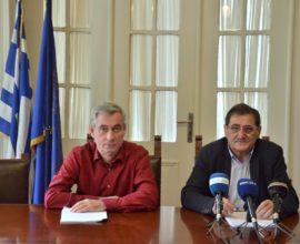 Πελετίδης: «Είναι παράλογο να θέλουμε να μην διχοτομηθεί η πόλη μας;»