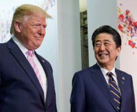 Ο Τράμπ ζητά 8 δις δολάρια από την Ιαπωνία, για να παραμείνουν τα αμερικανικά στρατεύματα