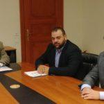 Συνάντηση του Δημάρχου Αμαρουσίου με αντιπροσωπεία της Ένωσης Αστυνομικών Υπαλλήλων Βορειοανατολικής Αττικής