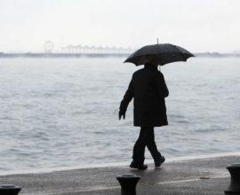 Βροχές και καταιγίδες την Παρασκευή – Σε ποιες περιοχές θα είναι έντονα τα φαινόμενα