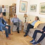 Συνεργασία Περιφέρειας με το Ινστιτούτο Εργασίας Τρίπολης της ΓΣΕΕ (ΙΝΕ ΓΣΕΕ) και το Πανεπιστήμιο Πελοποννήσου