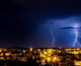 Έρχονται βροχές και καταιγίδες – Πού θα είναι πιο έντονα τα φαινόμενα