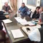 Σύσκεψη στην Π.Ε. Αρκαδίας υπό τον Περιφερειάρχη Π. Νίκα