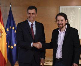 Ισπανία: Συμφώνησαν Σάντσεθ – Ιγκλέσιας αλλά δεν έχουν πλειοψηφία