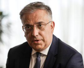 Κάλεσμα Θεοδωρικάκου στα κόμματα για υπερψήφιση του άρθρου 54 του Συντάγματος που αφορά στην ψήφο των εκτός επικρατείας Ελλήνων