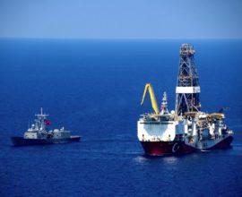 Ξεκίνησε τις επιχειρήσεις γεώτρησης η Τουρκία στην Κύπρο- Τι δήλωσε ο αντιπρόεδρος της Φουάτ Οκτάι