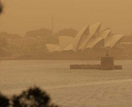 Τοξικό νέφος κάλυψε το Σίδνεϊ, εξαιτίας των πυρκαγιών