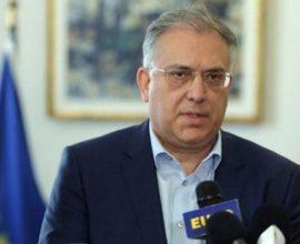 Κάλεσμα Θεοδωρικάκου στα κόμματα και στους ομογενείς να αγκαλιάσουν το ν/σ για την ψήφο των Ελλήνων του εξωτερικού