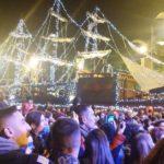 Ξεκίνησε το εντυπωσιακό χριστουγεννιάτικο ταξίδι της Νιφάδας στην Πτολεμαίδα με χιλιάδες κόσμου