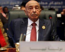 Επιστολή καταπέλτης πρόεδρου της λιβυκής Βουλής στον ΟΗΕ: «Η Λιβύη και η Τουρκία δεν έχουν κοινά θαλάσσια σύνορα – Παράνομη η κυβέρνηση της χώρας»