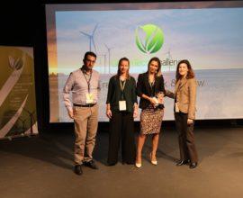 Βραβεύτηκε η καινοτομία της Energy4smart στο Green Teach Challenge 2019
