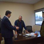 Επίσκεψη Δημάρχου στις παραγωγικές δυνάμεις του Δήμου Ανδραβίδας-Κυλλήνης