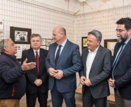 Στον δήμο Ωρωπού περνάνε οι ιστορικές Φυλακές- Επίσκεψη Τσιάρα