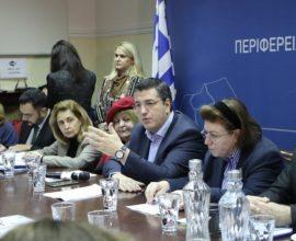 Δέκα εκ. ευρώ για 17 νέα έργα πολιτισμού στην ΠΚΜ ανακοίνωσαν ο Περιφερειάρχης Απ. Τζιτζικώστας και η Υπουργός Πολιτισμού Λ. Μενδώνη