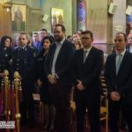 Ο περιφερειάρχης Φαρμάκης στον Αστακό, για τη γιορτή του Αγίου Νικολάου
