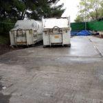 Δράση: Συνεχίζεται η χρήση του πάρκου της Ναυτικής Βάσης, ως εργοτάξιο παρά τα πρόστιμα