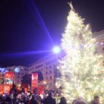 Θεσσαλονίκη: Αυλαία στην πλατεία Αριστοτέλους των «Μαγεμένων Γιορτών»