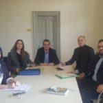 Συνάντηση του Δήμαρχου Μεταμόρφωσης με τον Πρόεδρο του Πράσινου Ταμείου