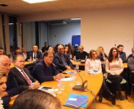 Περιφερειακή σύσκεψη για τον τουρισμό στο Βόλο-Προτάσεις του Δημάρχου Πλαστήρα Π. Νάνου