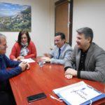 Επίσκεψη της διοίκησης της Συνεταιριστικής Τράπεζας Καρδίτσας στον Δήμο Λίμνης Πλαστήρα