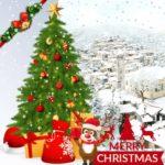 Ανάβει αύριο στη Δημητσάνα το Χριστουγεννιάτικο Δέντρο-Έτοιμη η Γορτυνία για τις γιορτές
