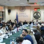 Εγκρίθηκε η εισήγηση του Δήμου Πατρέων για τα Δημοτικά Τέλη