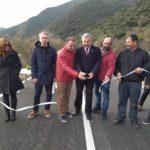 Ο Δήμαρχος Σιντικής Φ. Δομουχτσίδης εγκαινίασε τον δρόμο της Μεσαίας