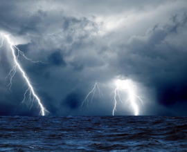 Από τον «Γηρυόνη» στη «Διδώ»: Πού και πότε θα χτυπήσουν τα έντονα καιρικά φαινόμενα