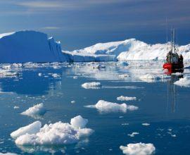 Παγκόσμια ανησυχία: Επτά φορές πιο γρήγορα χάνει πάγους η Γροιλανδία!