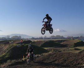 5ος Αγώνας motocross πρωταθλήματος Β. Ελλάδος στο Αυτοκινητοδρόμιο Σερρών