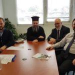 ΠΔΕ: Συνάντηση εργασίας για την ανάδειξη του Μητροπολιτικού Ναού Ευαγγελιστρίας Πατρών