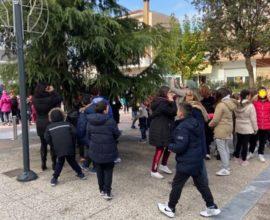 Δήμος Βισαλτίας: Οι μαθητές στόλισαν τα χριστουγεννιάτικα δέντρα της Νιγρίτας