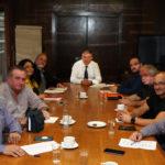 Συνάντηση Τάκη Θεοδωρικάκου με το Δ.Σ. της Ομοσπονδίας Συλλόγων Εργαζομένων Αποκεντρωμένων Διοικήσεων