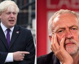 Βρετανία: O Tζόνσον διευρύνει το προβάδισμα του έναντι του Κόρμπιν