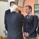 Στα Καλάβρυτα ο Δήμαρχος Καστοριάς Γ. Κορεντσίδης για τις επίσημες εκδηλώσεις της 76ης επετείου του Ολοκαυτώματος
