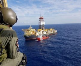 Επεισόδιο στα ανοιχτά της Κύπρου: Tουρκικό πολεμικό πλοίο εκδίωξε ισραηλινό ερευνητικό πλοίο