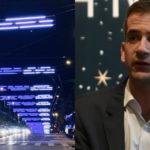Τι απαντά ο Κώστας Μπακογιάννης για τον εορταστικό φωτισμό της Αθήνας