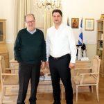 Ο κοινός ΣΜΑ Δήμων Μεσσήνης και Καλαμάτας στη συνάντηση του Περιφερειάρχη με τον Δήμαρχο Μεσσήνης