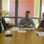 Συζήτηση του Δημάρχου Μεσσήνης με τον υπεύθυνο του Προγράμματος «Καλαμάτα 1821: Δρόμοι Ελευθερίας»