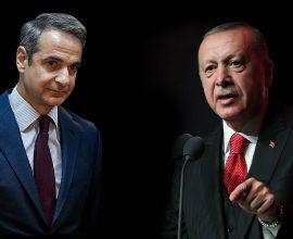 Προκαλεί ο Ερντογάν: Ανοησία Μητσοτάκη να καλέσει τον Χαφτάρ – Η Κρήτη δεν έχει υφαλοκρηπίδα