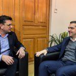 Τι είπε ο δήμαρχος Ανδραβίδας Κυλλήνης στον Τσίπρα για την Πατρών- Πύργου