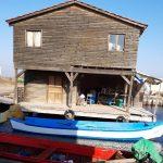 Δήμος Δέλτα: Αναμορφώνονται οι ξύλινοι οικίσκοι των ψαράδων στη Χαλάστρα