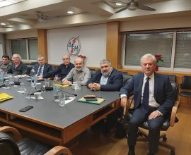 Σε ΔΕΗ και Πράσινο Ταμείο για θέματα της τηλεθέρμανσης Πτολεμαΐδας ο Δήμαρχος Εορδαίας Παναγιώτης Πλακεντάς